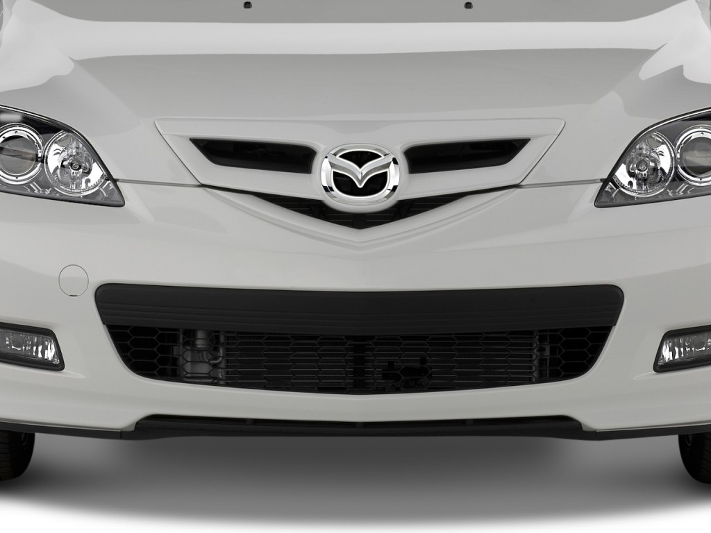 image 2009 mazda mazda3 5dr hb man s sport grille size. Black Bedroom Furniture Sets. Home Design Ideas