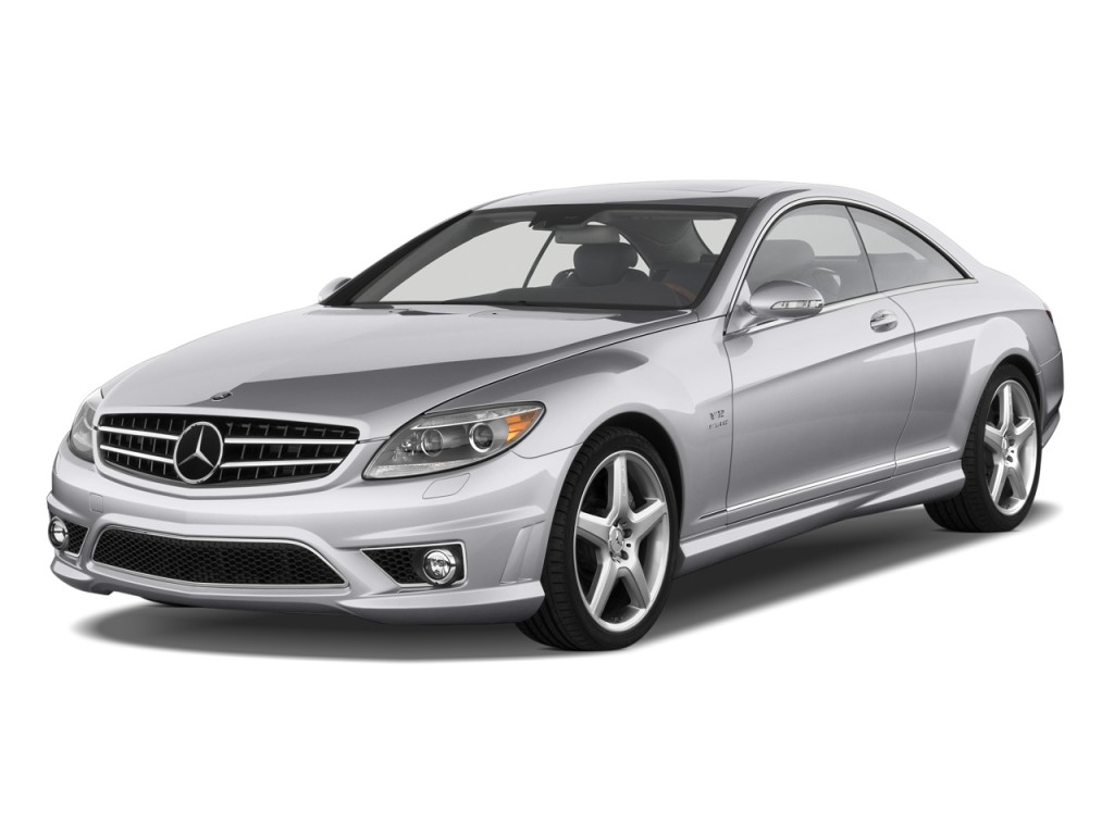 2010 mercedes benz cl class pictures photos gallery green car reports - Mercedes benz coupe 2009 ...