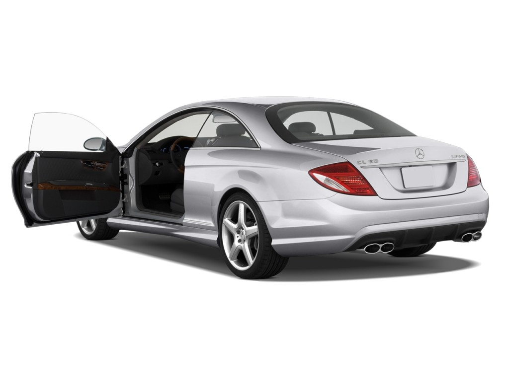 Image 2009 Mercedes Benz Cl Class 2 Door Coupe 6 0l V12
