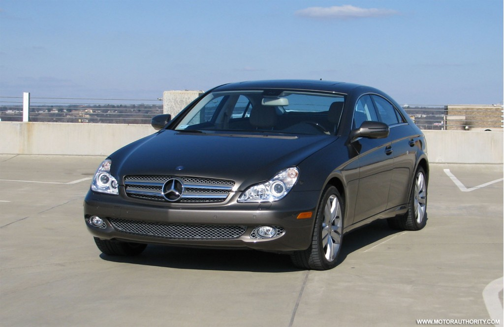 image 2009 mercedes benz cls 550 review 006 size 1024 x. Black Bedroom Furniture Sets. Home Design Ideas