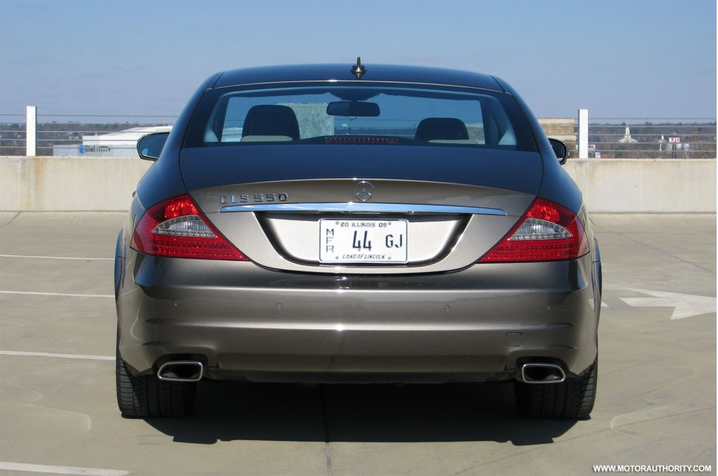 Image 2009 mercedes benz cls 550 review 008 size 1024 x for 2009 mercedes benz cls 550 amg