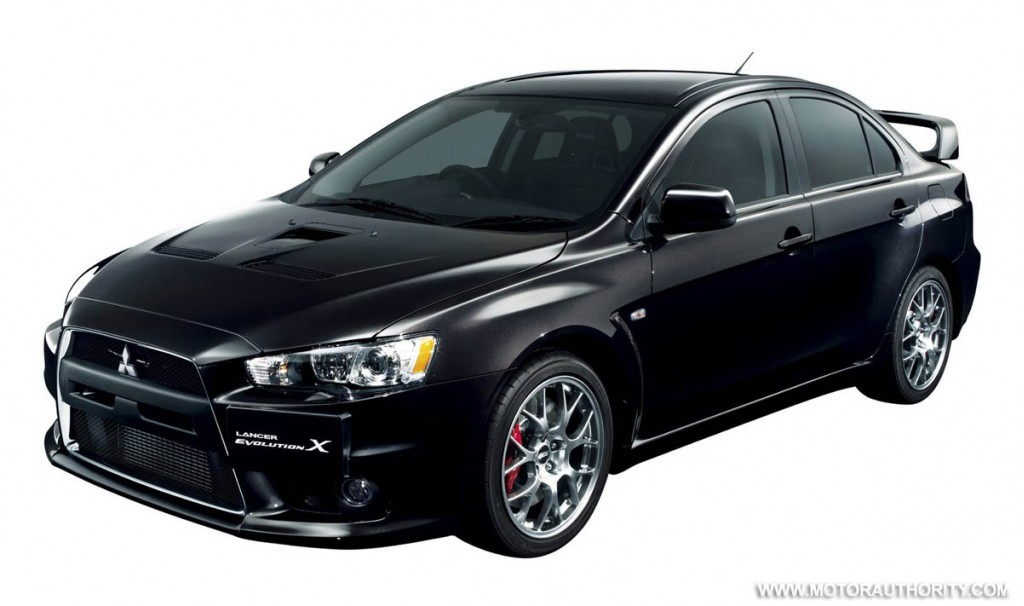 2009 Mitsubishi Lancer Evolution Ralliart Pictures Photos Gallery The Car Connection