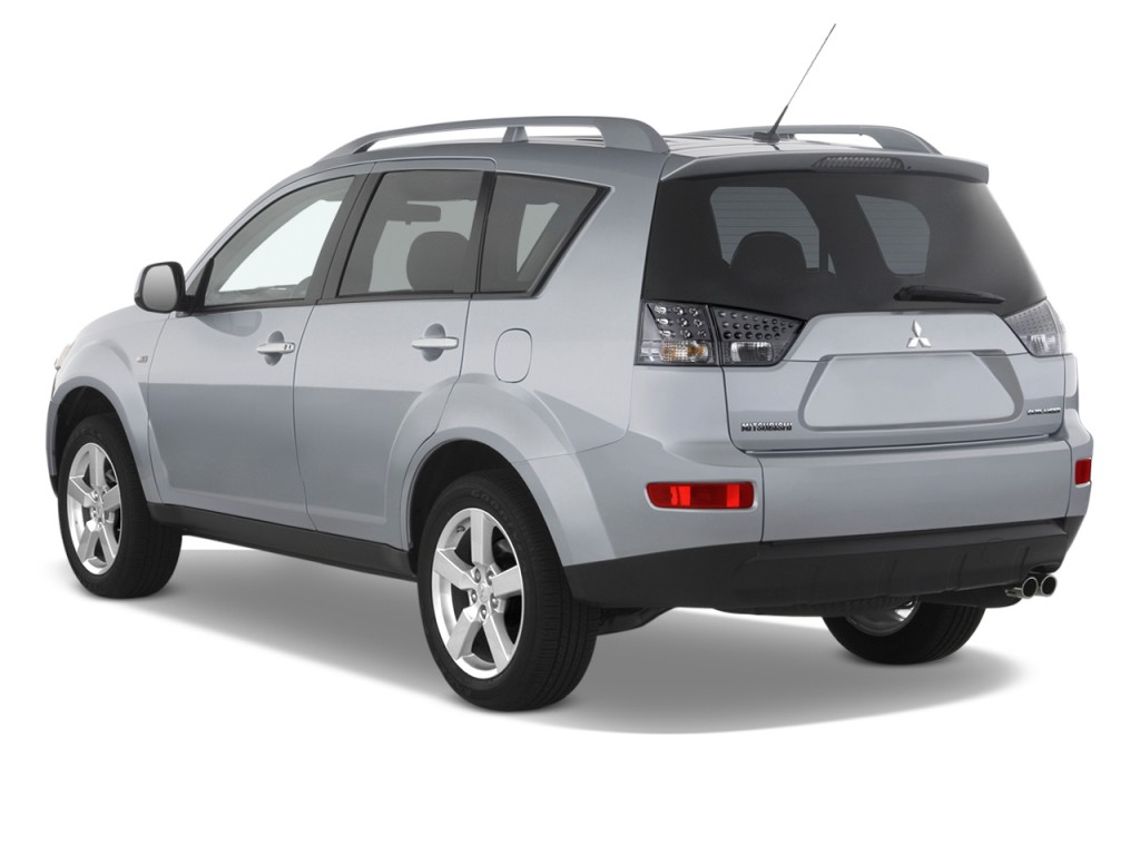 2009 Mitsubishi Outlander Pictures Photos Gallery