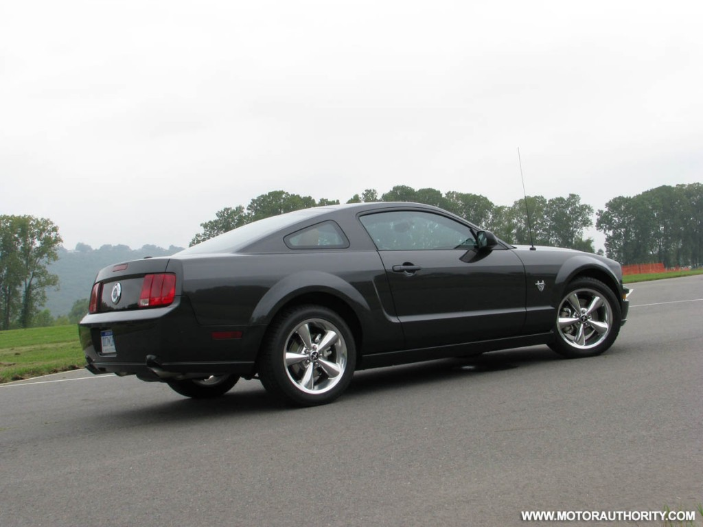 Image 2009 Mustang Gt Review Motorauthority 004 Size