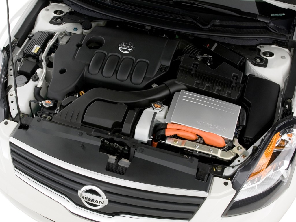Nissan Altima Engine Bay Nissan Free Engine Image For