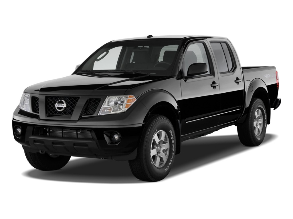 2009 Nissan Frontier Pictures Photos Gallery Green Car
