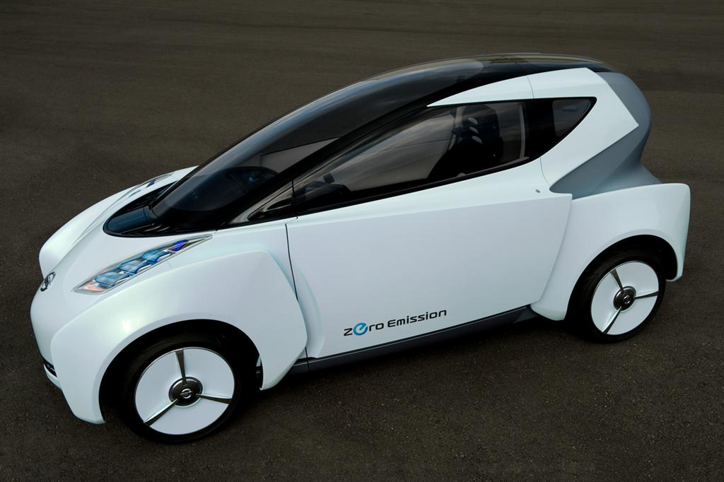 Nissan Planning Electric City Car Rival To Renault S Twizy