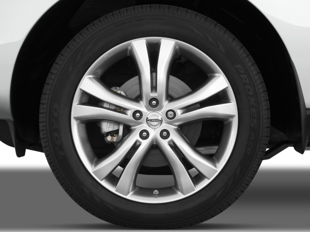 Image 2009 Nissan Murano Awd 4 Door Le Wheel Cap Size 1024 X 768 Type Gif Posted On