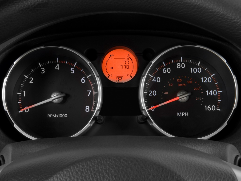 Dash Outside Temperature Display - Nissan Forum | Nissan ...