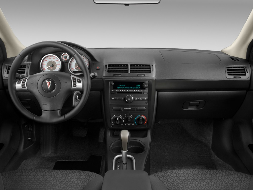 Image 2009 Pontiac G5 2 Door Coupe Dashboard Size 1024 X 768 Type Gif Posted On December