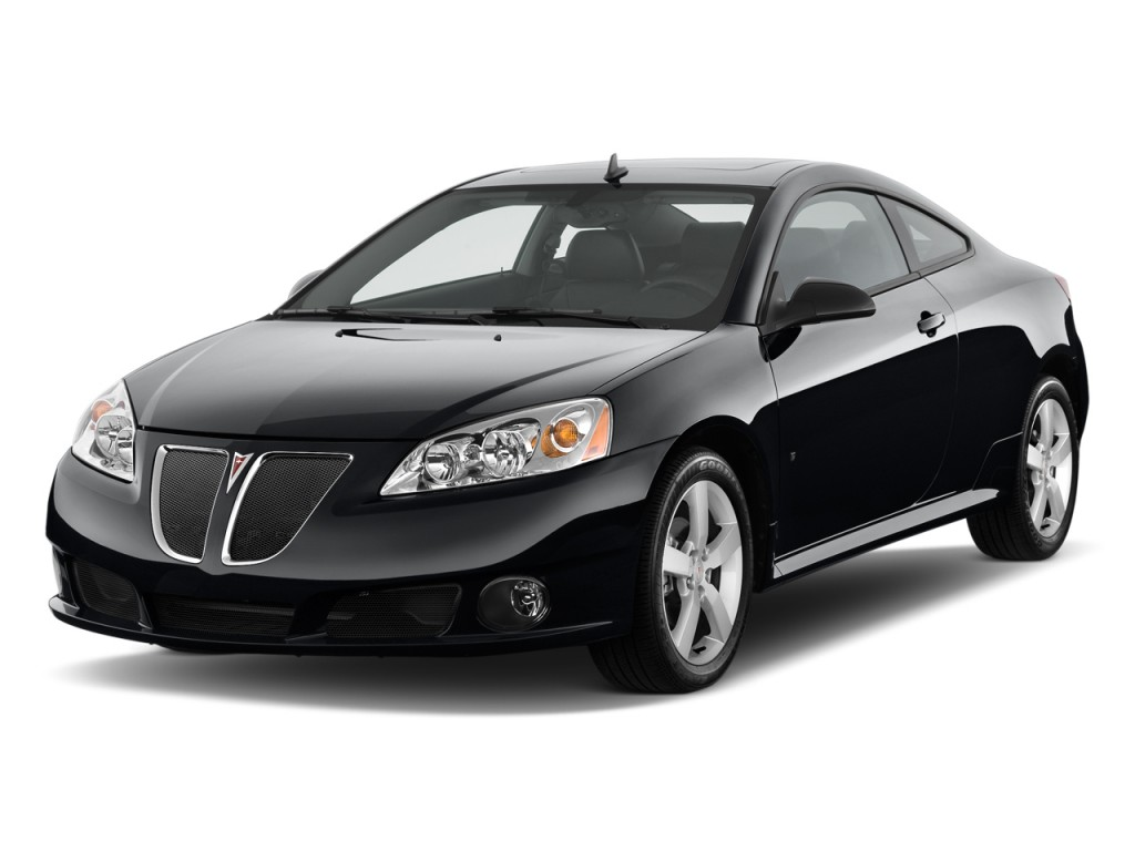 Image 2009 Pontiac G6 2 Door Coupe Gt W 1sa Ltd Avail
