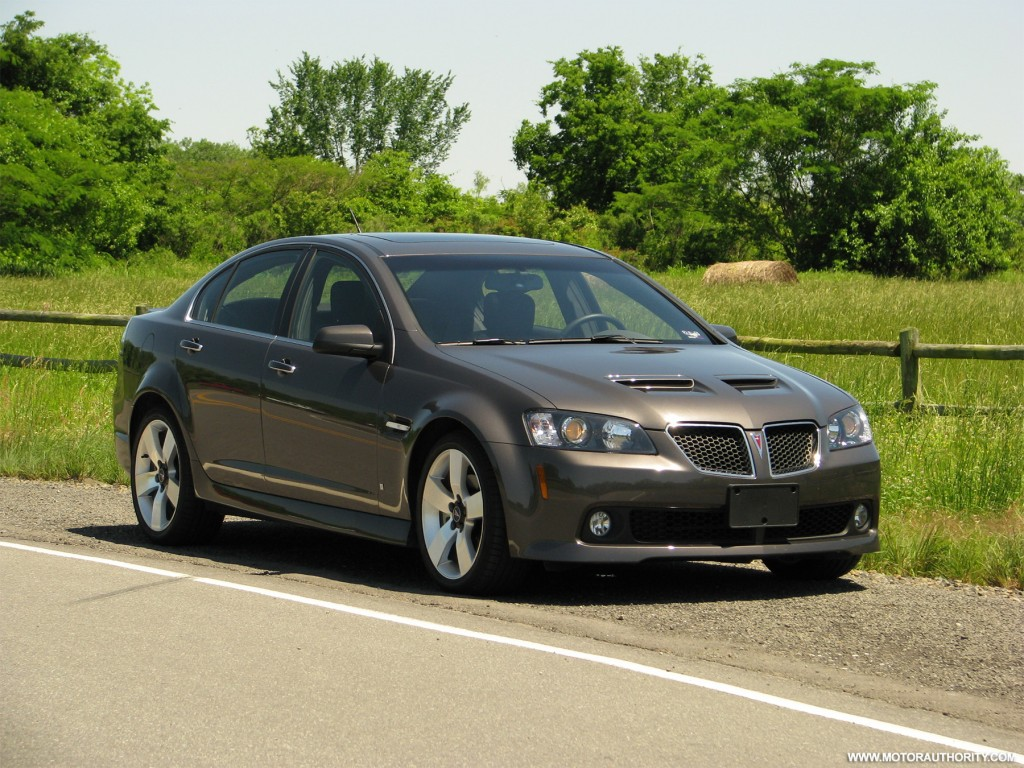 Image 2009 Pontiac G8 Gt Review 001 Size 1024 X 768 Type Gif Posted On June 9 2009 12