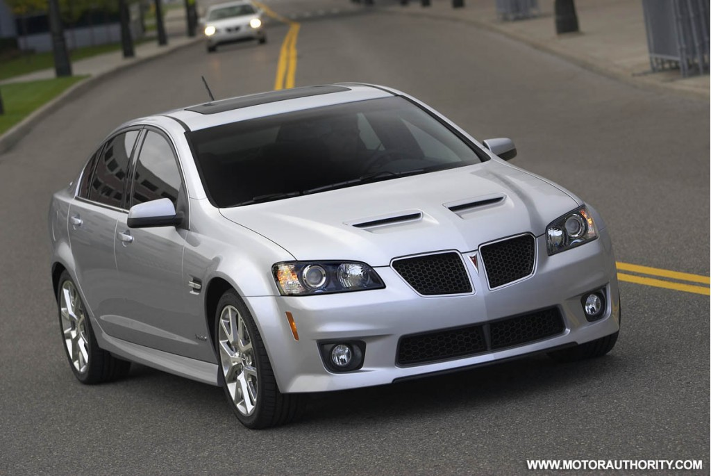 2009 pontiac g8 gxp officially rated at 415hp. Black Bedroom Furniture Sets. Home Design Ideas