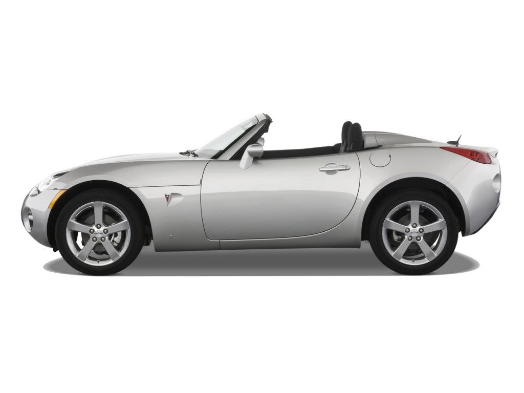 2009 Pontiac Solstice Pictures Photos Gallery Green Car