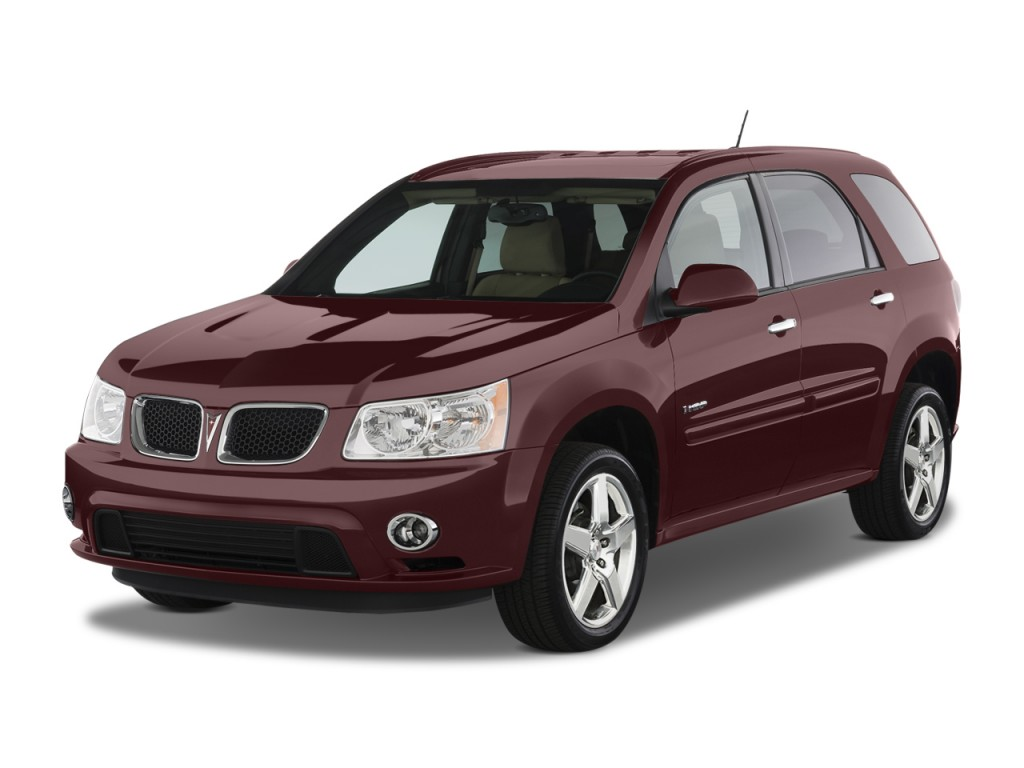 2009 Pontiac Torrent Pictures Photos Gallery Motorauthority