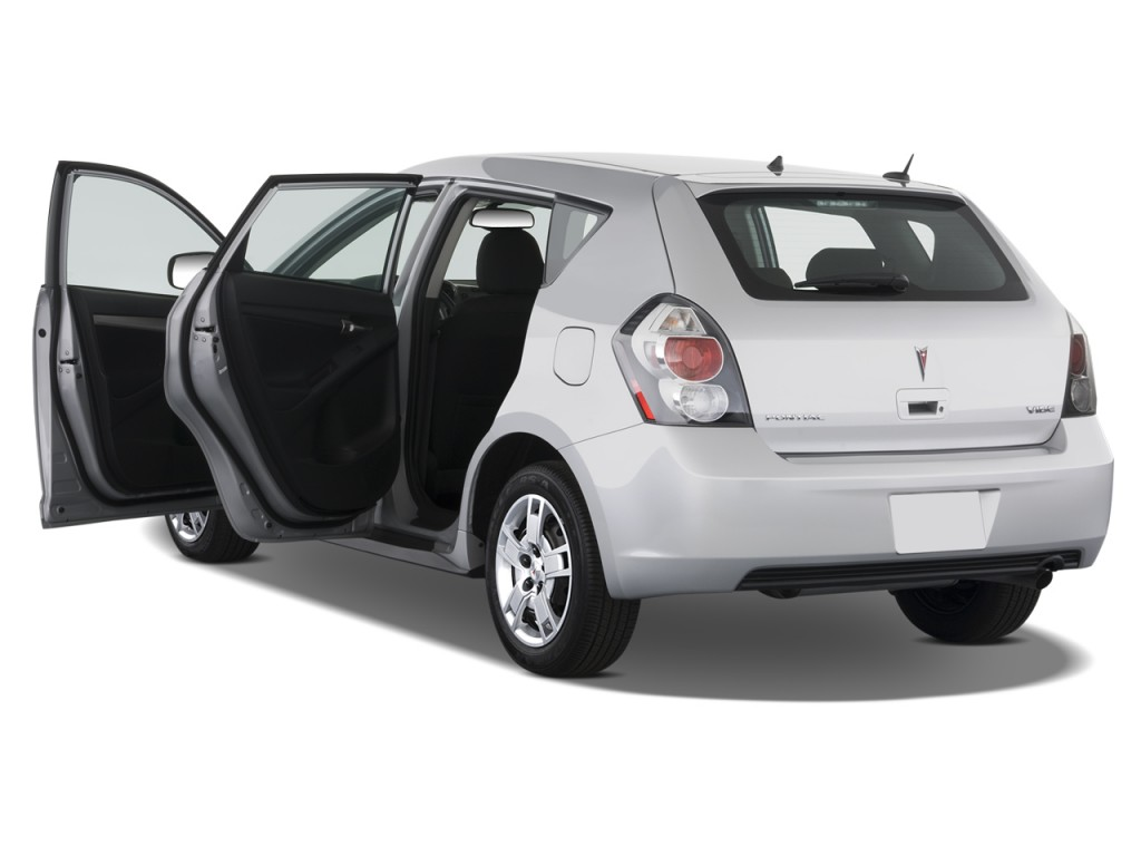2009 Pontiac Vibe Pictures Photos Gallery The Car Connection