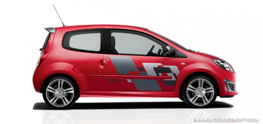 more info and pricing for 2009 renault twingo rs. Black Bedroom Furniture Sets. Home Design Ideas