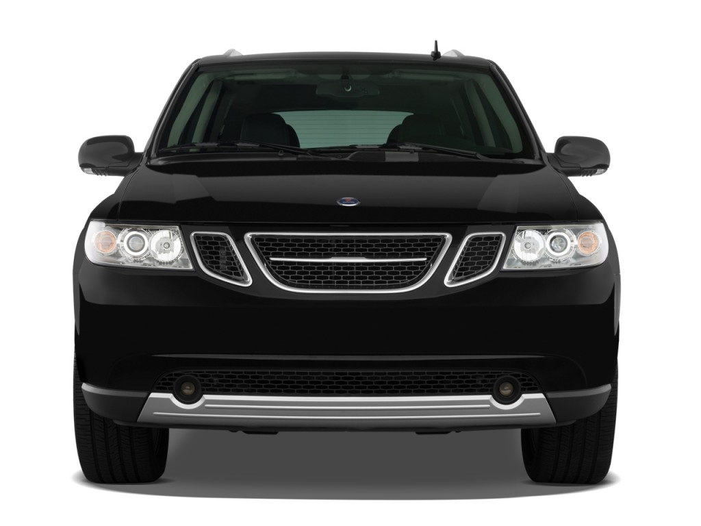 image 2009 saab 9 7x awd 4 door aero front exterior view size 1024 x 768 type gif posted. Black Bedroom Furniture Sets. Home Design Ideas
