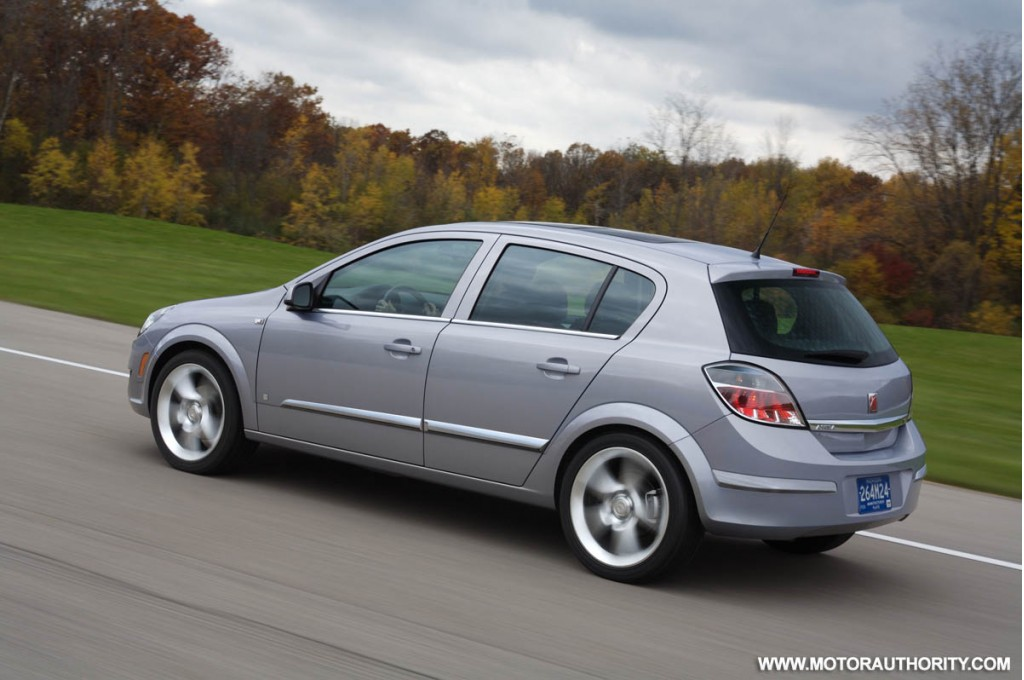 Saturn Aura Review >> 2009 Saturn Astra Pictures/Photos Gallery - MotorAuthority