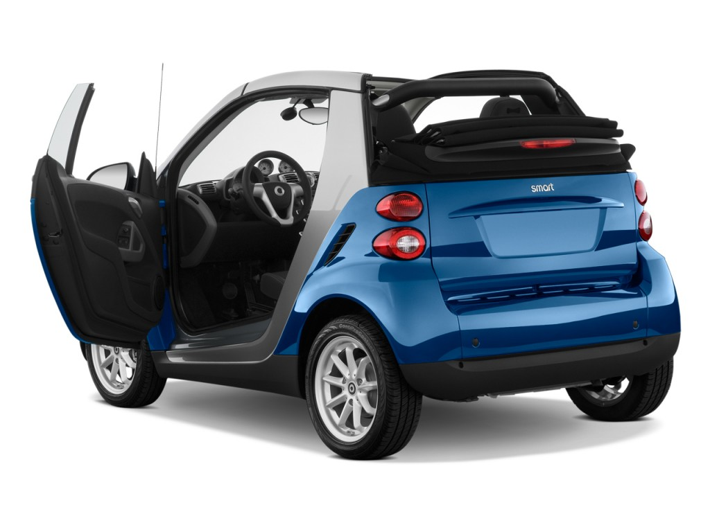 image 2009 smart fortwo 2 door cabriolet passion open doors size 1024 x 768 type gif. Black Bedroom Furniture Sets. Home Design Ideas