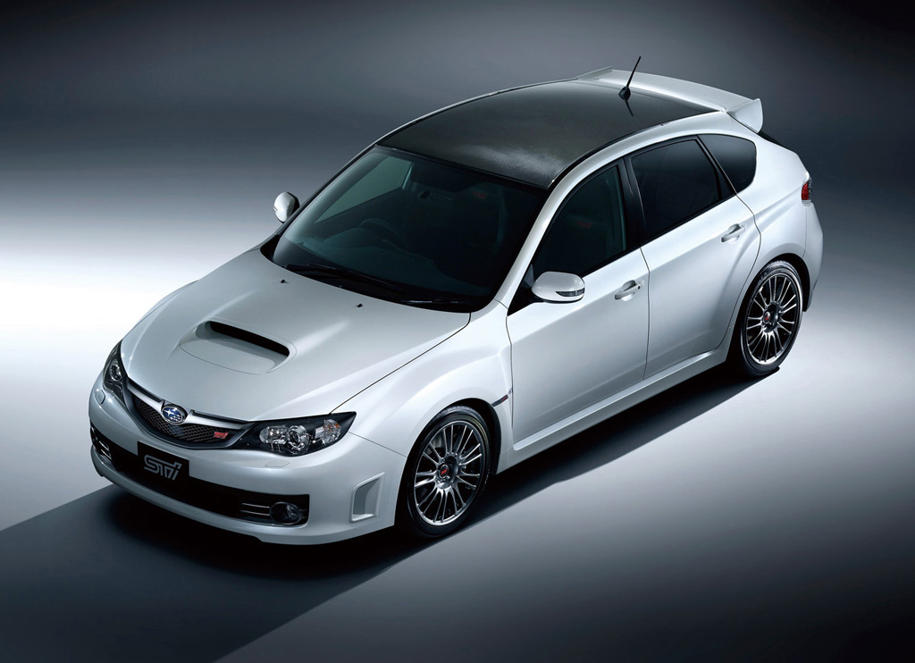 2009 Subaru Impreza Wrx Sti Pictures Photos Gallery