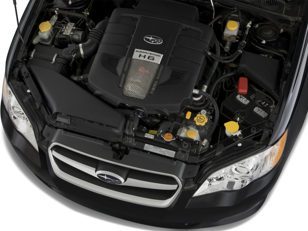 image 2009 subaru legacy 4 door h6 auto 3 0r ltd engine. Black Bedroom Furniture Sets. Home Design Ideas