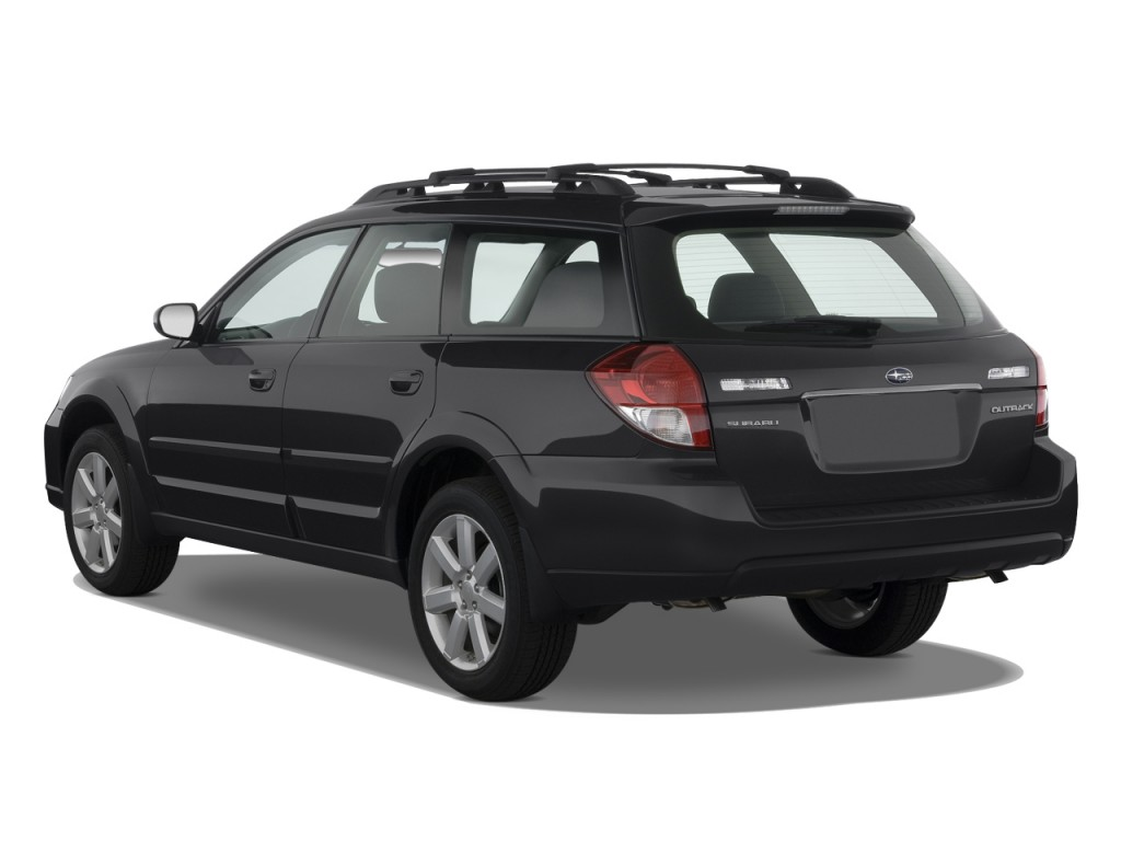 2009 Subaru Outback Pictures Photos Gallery Motorauthority