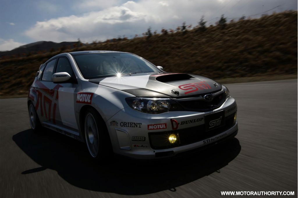 subaru prepping wrx sti to take on 24 hours at the 39 ring. Black Bedroom Furniture Sets. Home Design Ideas