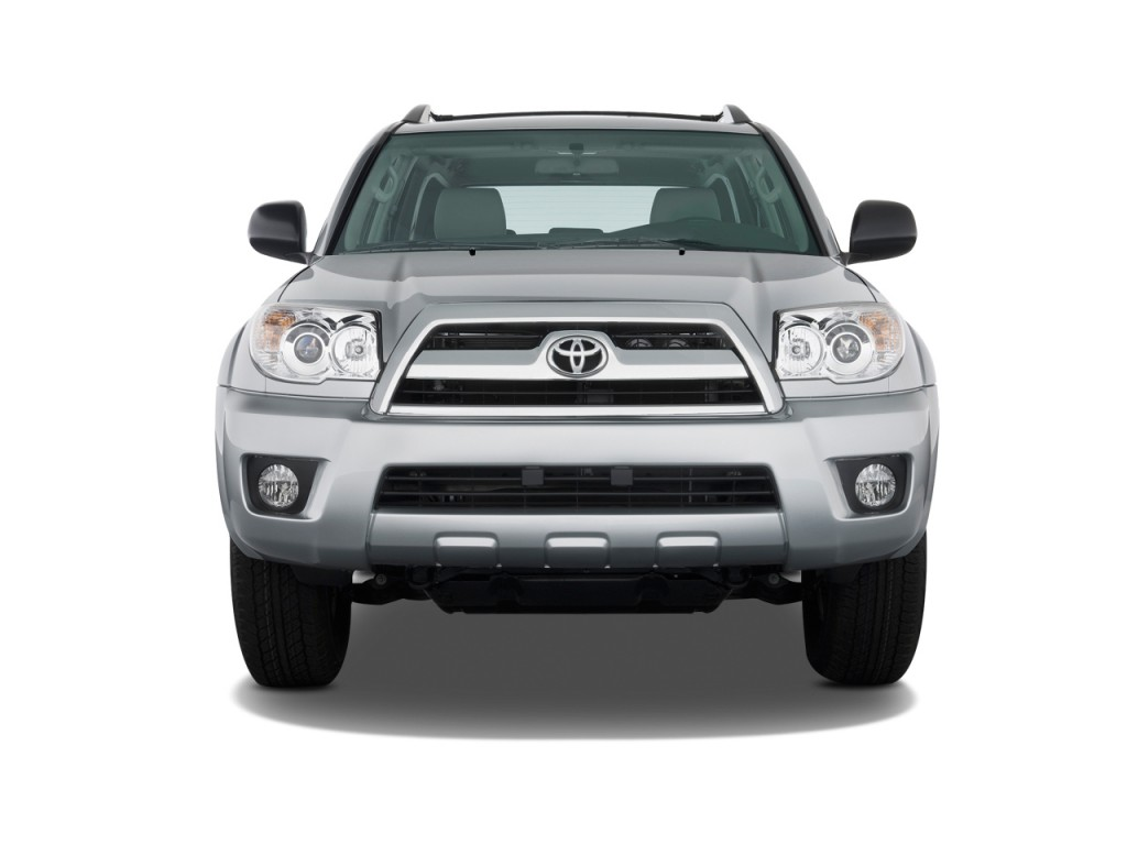 image 2009 toyota 4runner rwd 4 door v6 sr5 natl front exterior view size 1024 x 768 type. Black Bedroom Furniture Sets. Home Design Ideas