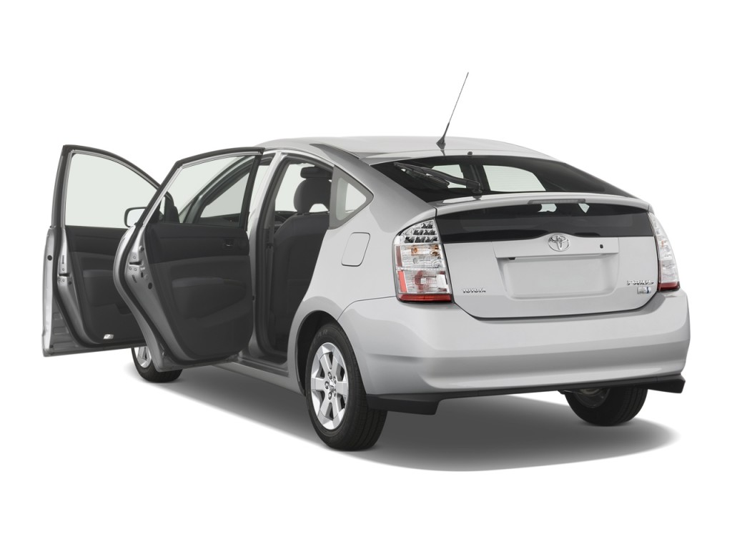 image 2009 toyota prius 5dr hb natl open doors size 1024 x 768 type gif posted on. Black Bedroom Furniture Sets. Home Design Ideas