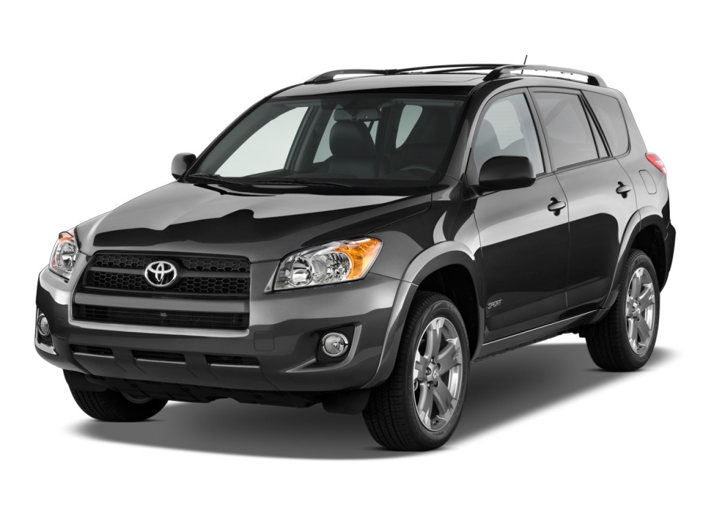 2009 toyota rav4 four cylinder no longer the baby of the family. Black Bedroom Furniture Sets. Home Design Ideas
