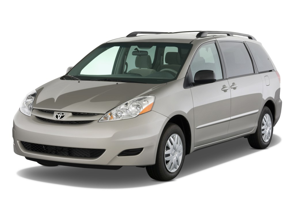 2009 toyota sienna pictures photos gallery motorauthority. Black Bedroom Furniture Sets. Home Design Ideas