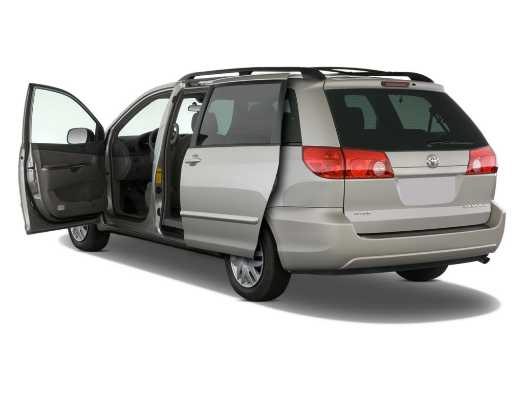 2009 toyota sienna pictures photos gallery green car reports. Black Bedroom Furniture Sets. Home Design Ideas
