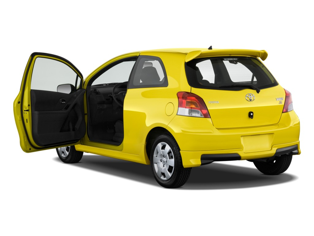 image 2009 toyota yaris 3dr hb auto s natl open doors size 1024 x 768 type gif posted on. Black Bedroom Furniture Sets. Home Design Ideas