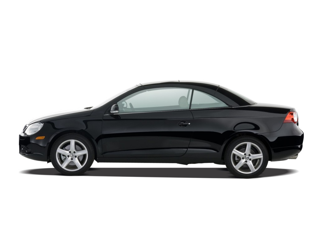 2009 Volkswagen Eos Vw Pictures Photos Gallery The Car