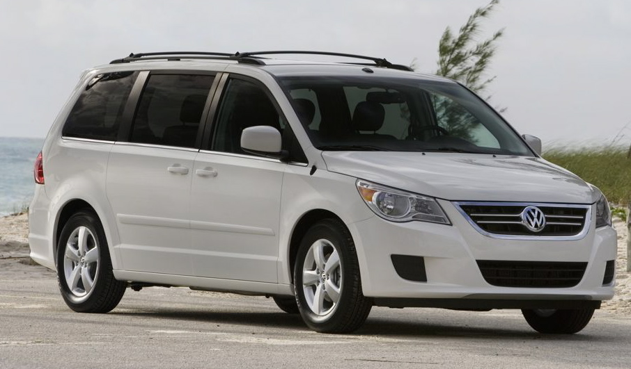 2009 volkswagen routan vw pictures photos gallery. Black Bedroom Furniture Sets. Home Design Ideas
