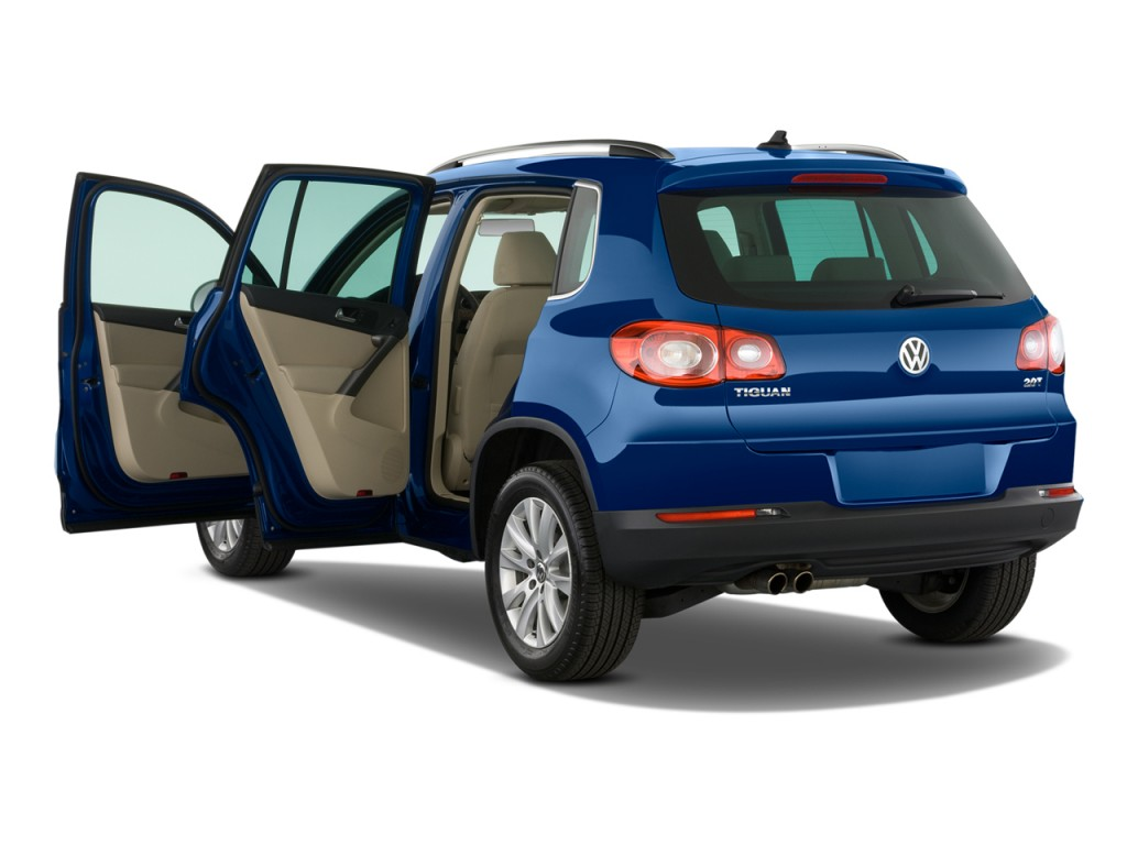 2009 volkswagen tiguan an all new sporty crossover. Black Bedroom Furniture Sets. Home Design Ideas