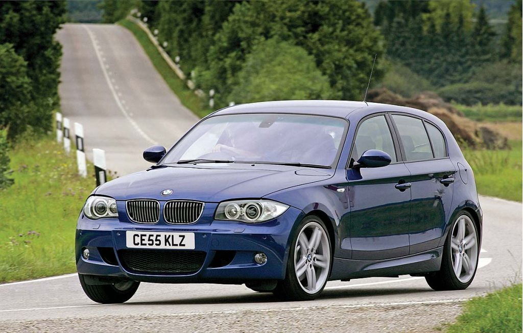 2009 bmw 1 series pictures photos gallery green car reports. Black Bedroom Furniture Sets. Home Design Ideas