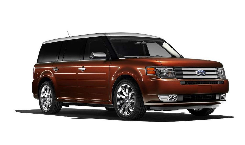 2009 Ford Flex Pictures Photos Gallery Motorauthority