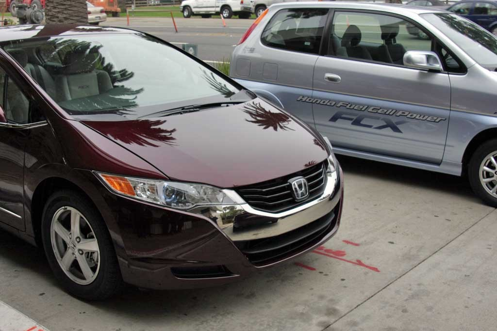 2009 Honda Fcx Clarity Pictures Photos Gallery Green Car