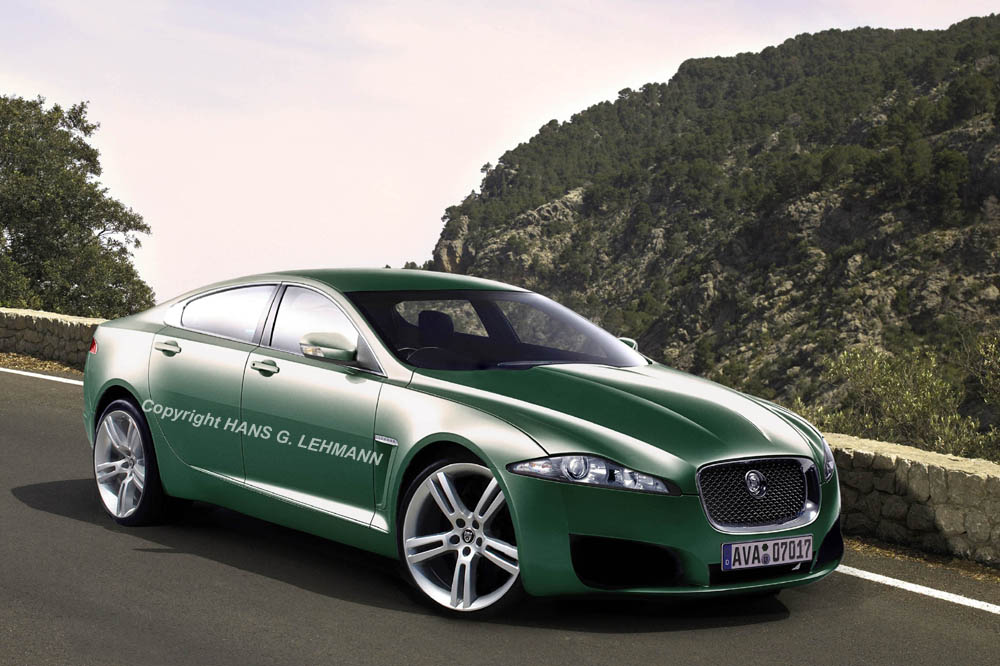 jaguar xf 2009 - photo #29