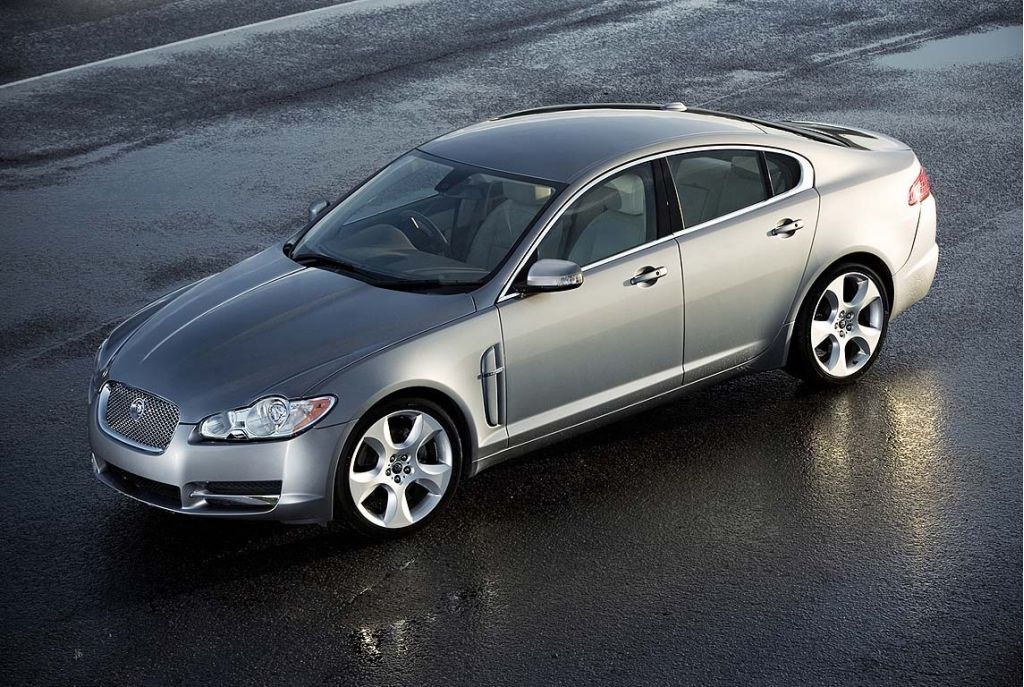 jaguar xf 2009 - photo #5