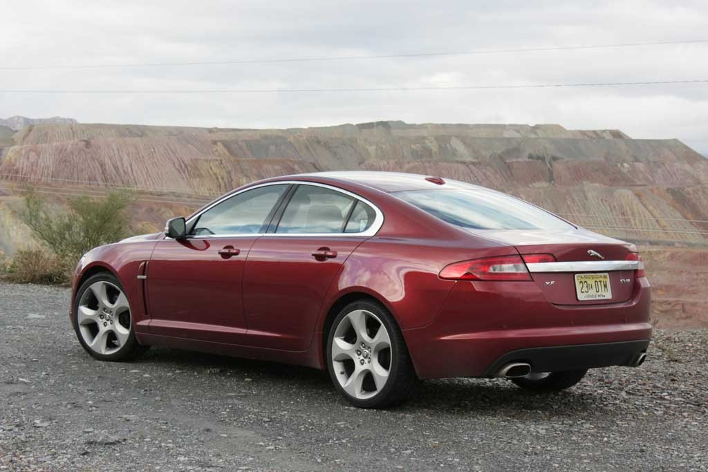 jaguar xf 2009 - photo #40