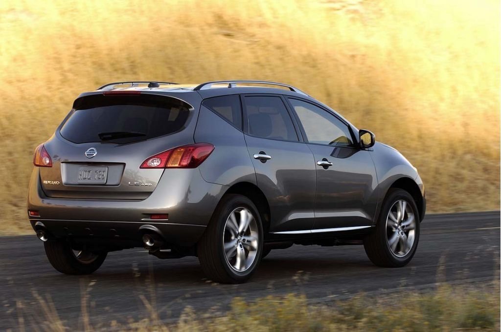 2009 nissan murano pictures photos gallery green car reports. Black Bedroom Furniture Sets. Home Design Ideas