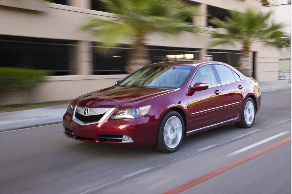 2010 acura rl pictures photos gallery motorauthority. Black Bedroom Furniture Sets. Home Design Ideas