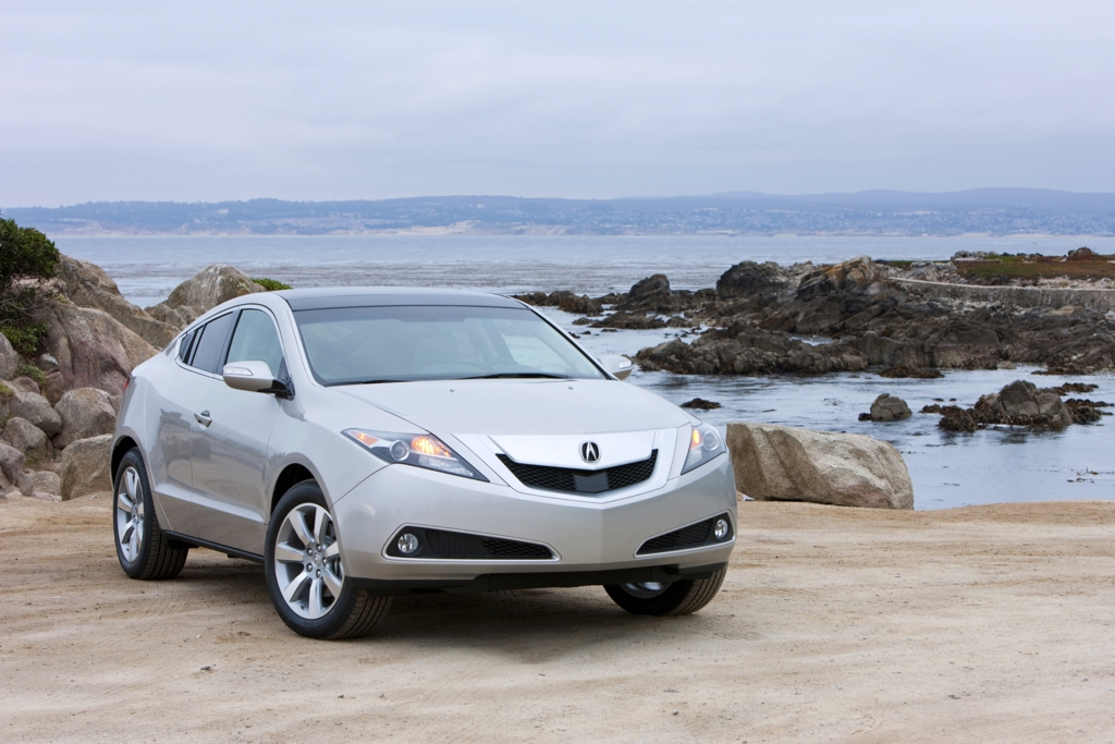 2010 Acura Zdx Recalled For Potential Airbag Issue