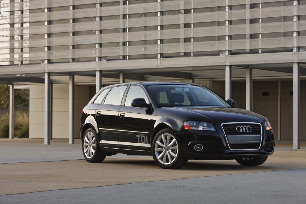 2010 12 audi a3 tdi recalled for fuel line fire risk. Black Bedroom Furniture Sets. Home Design Ideas