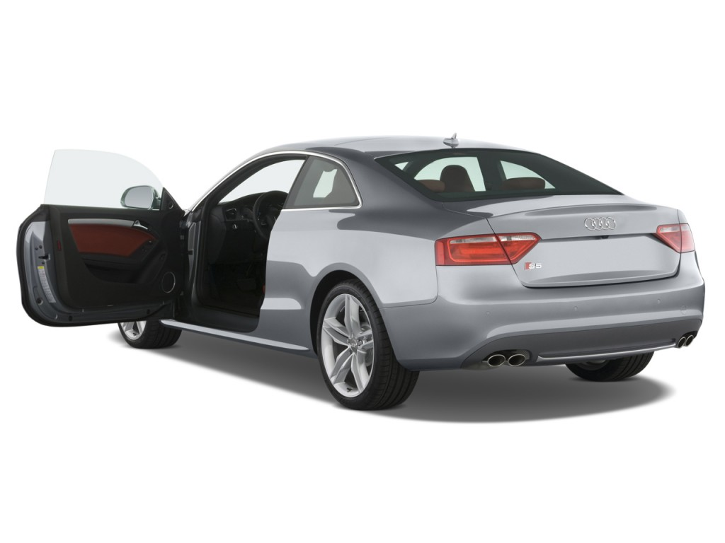 Image 2010 Audi S5 2 Door Coupe Auto Prestige Open Doors