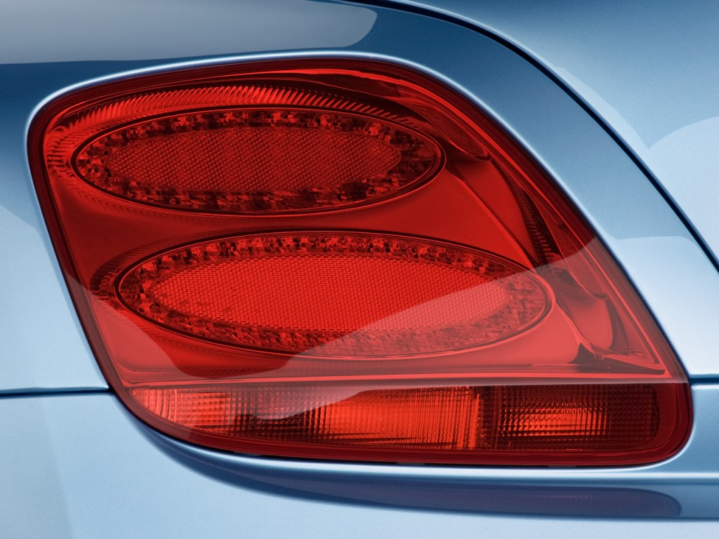 Image 2010 Bentley Continental Gt 2 Door Convertible Tail Light Size 1024 X 768 Type Gif