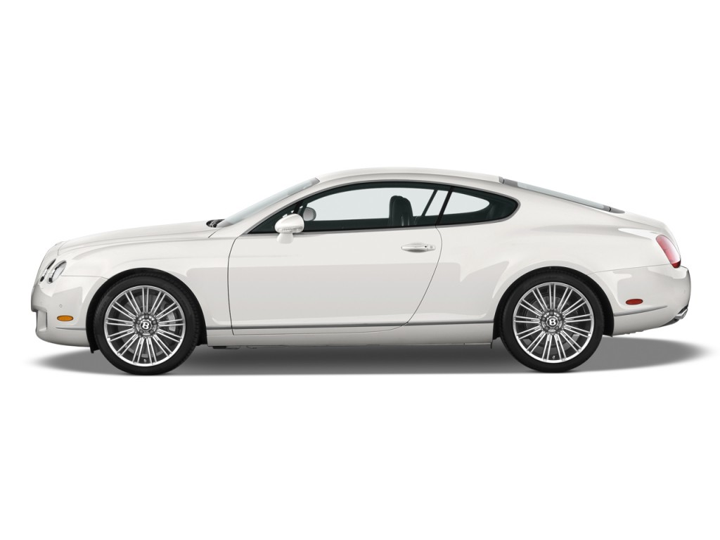 What Does Hov Lane Mean >> Image: 2010 Bentley Continental GT 2-door Coupe Speed Side